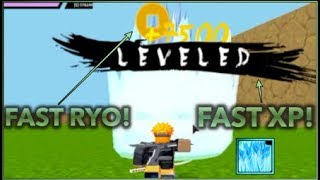[NEW!] HOW TO LEVEL UP FAST & EARN MONEY!| EASIEST METHOD LV 0 -500| NRPG: Beyond ROBLOX