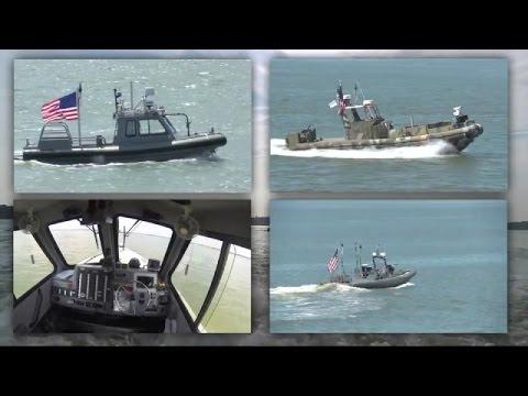 Office of Naval Research Develops Autonomous Swarmboats