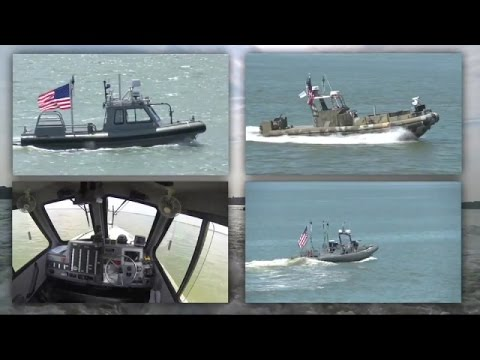 Office of Naval Research Develops Autonomous Swarmboats