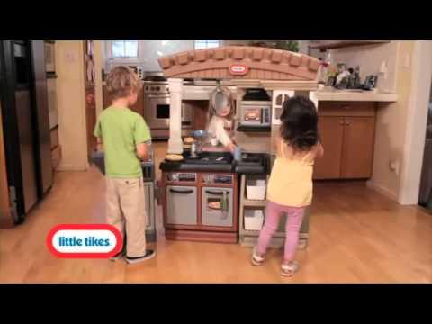 Little Tikes Kuchnia Z Grillem E Zabawkowopl