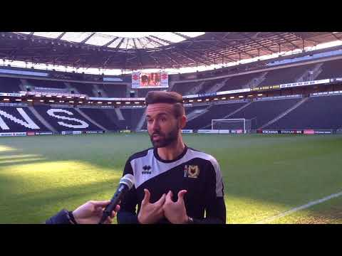 INTERVIEW: Edu Rubio's Barnet reaction