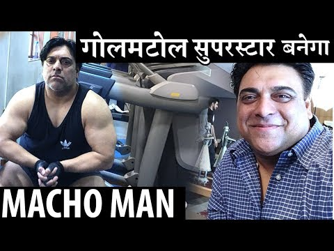 Ram Kapoor MOCKED after posting his workout Pictures