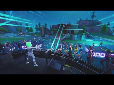 Live from Fortnite: Logic & Marshmello - Everyday