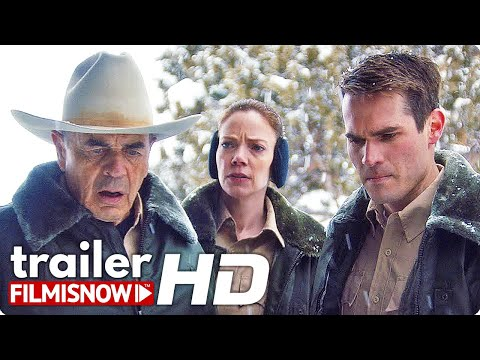 THE WOLF OF SNOW HOLLOW Trailer (2020) Robert Forster Werewolf Mystery Movie
