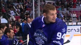 Матч Звезд 2015: Сумасшедший буллит Гусева /KHL All Star Game 2015: Sick penalty shot by Gusev