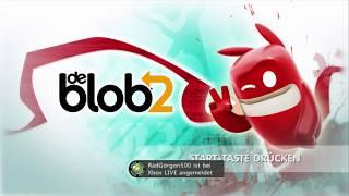 de Blob 2 Videospiel - de Blob 2 Xbox 360