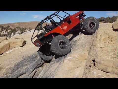 Rangely Rock Crawling Park, Broken Chain