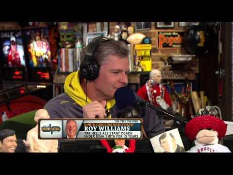Roy Williams on Michael Jordan 2/28/14