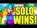 HOW TO GET 10+ KILL SOLO WINS EASY! How to Get Better at Fortnite How to Win Solo Tips and Tricks!
