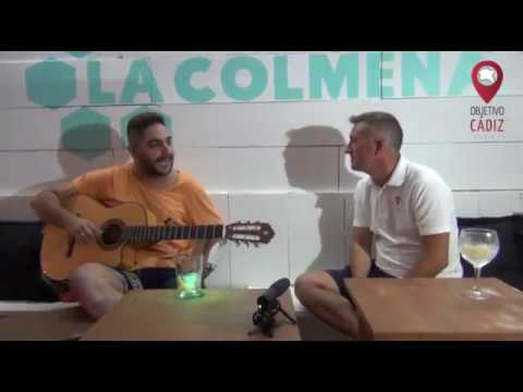 Objetivo Cádiz, Javier Taboas con la música de Javier Belizón