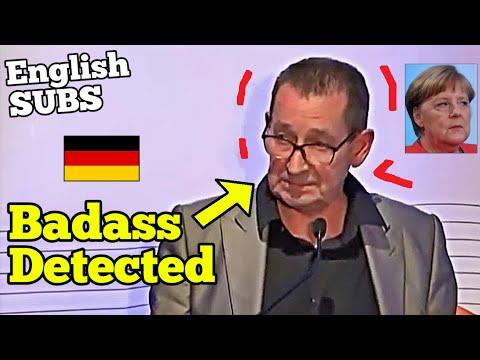 Austrian scholar explains why Angela Merkel is a criminal