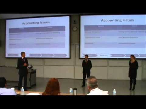3rd Place  |  Accounting Case  |  Gustavson School of Business - UVic  |  JDC West 2012