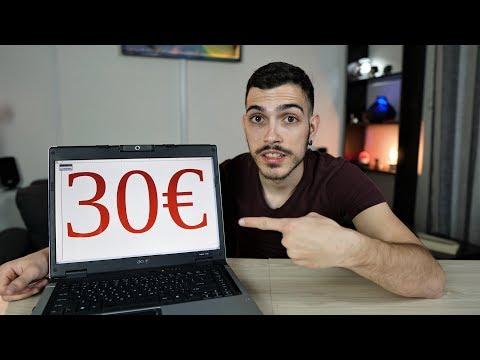 Laptop με 30 ευρώ?!