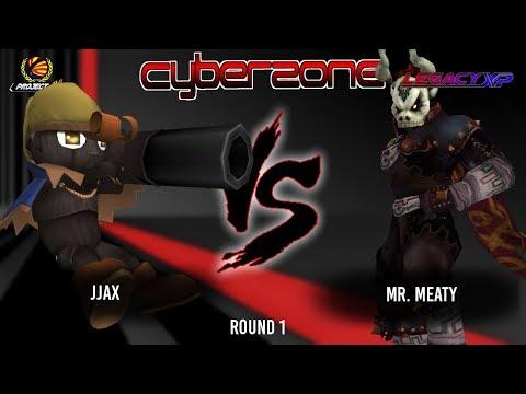 JJax (Geno) vs Mr. Meaty (Snake/Mage-Ganon/ROB) Round 1