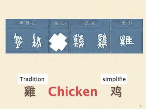 A Research on Identifying Traditional and Simplified Chinese Characters
