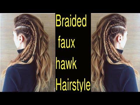 Easy Braided Hairstyles for Medium Length Hair