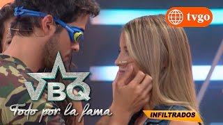 ¿Camila podrá disimular lo que siente por Marco? - Ven baila quinceañera avance Lunes 20/03/2017