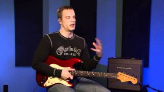 Fender Squier Classic Vibe 60s Stratocaster Guitar Gear Review