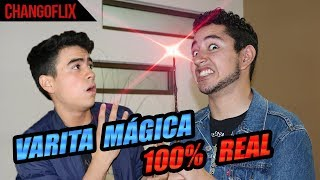 HARRY POTTER EN LA VIDA REAL! - CHANGOROOM CAPÍTULO 4 - Changovisión