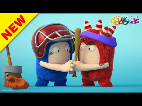 Download Oddbods   New   CHALLENGING THE ODDS   Funny Cartoons For Kids