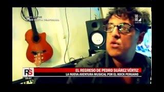 El regreso de Pedro Suárez Vértiz