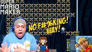 getlinkyoutube.com-LOSING MY F#%KING MIND!! [SUPER MARIO MAKER] [#32]