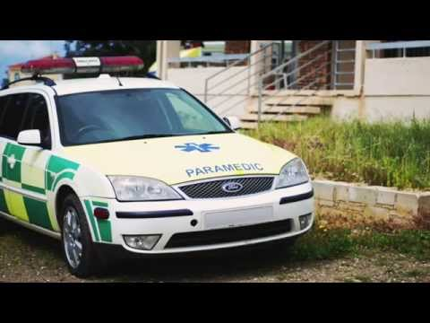 Phoenix Ambulance Service Cyprus Sunshine Radio Interview