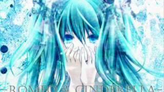 Miku-Tan Romeo and Cinderella MP3