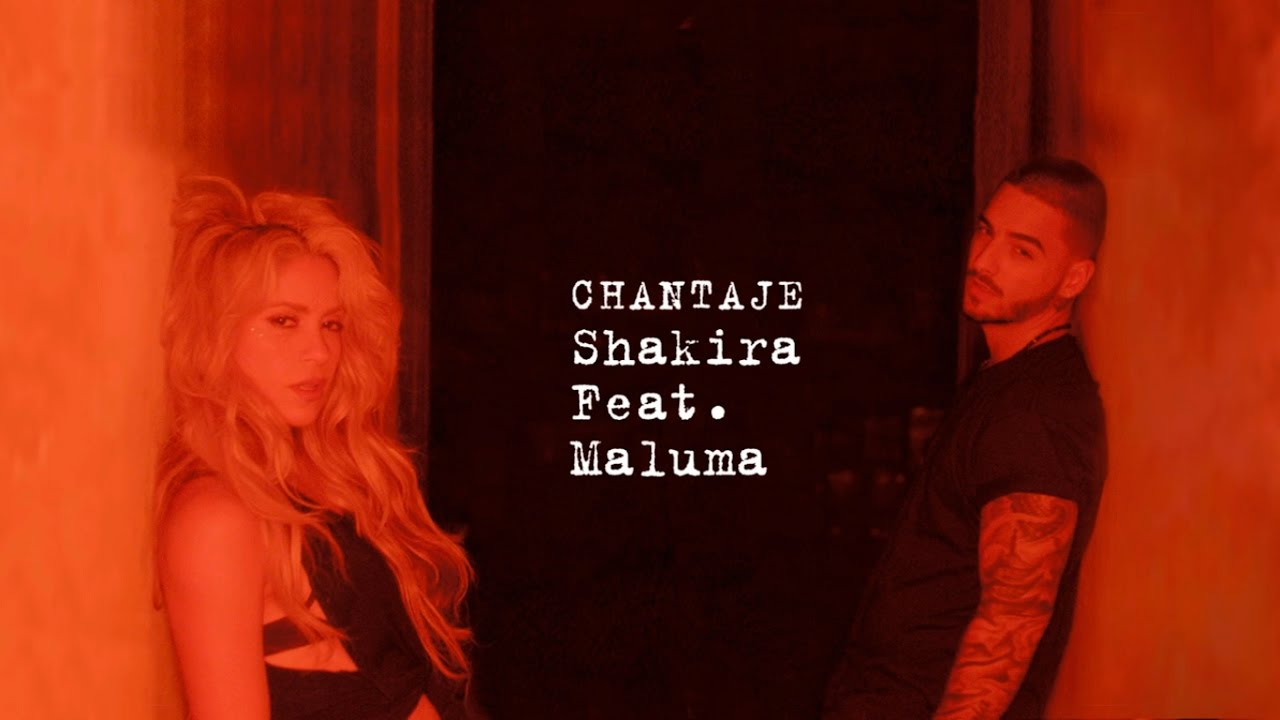 Gambar terkait dari Lagu Shakira - Chantaje ft. Maluma Mp3