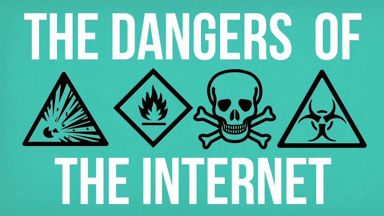 The Dangers Of The Internet  Youtube