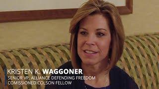 Kristen Waggoner Interview