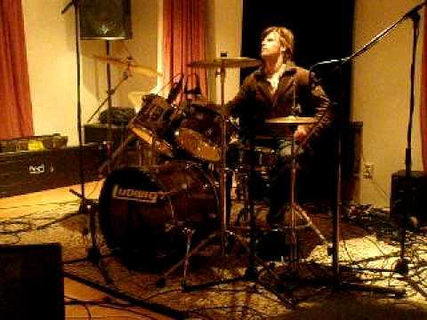 Drumsolo Mark Leendertse