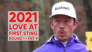 2021 Love at First Sting • R1F9 • Paul Ulibarri Claims this is the Hardest Course in Charlotte.