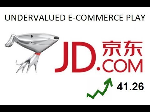 Undervalued E-Commerce: JD.com (JD) Stock Analysis 2017
