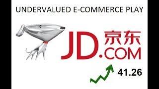 Undervalued E-Commerce: JD.com (JD) Stock Analysis 2017