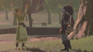 Zelda: Breath of the Wild - Time for Revenge, Flower lady!