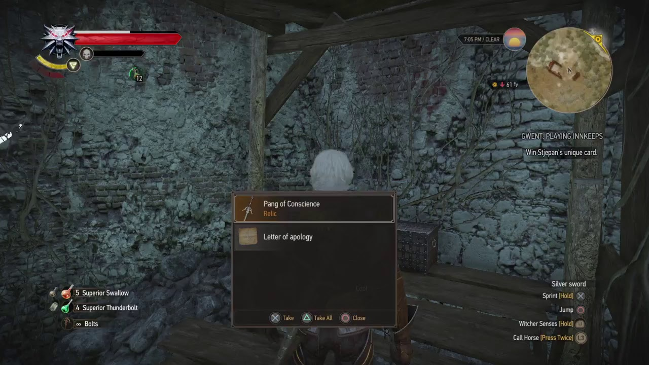 The witcher 3 money glitch dup ._.   YouTube