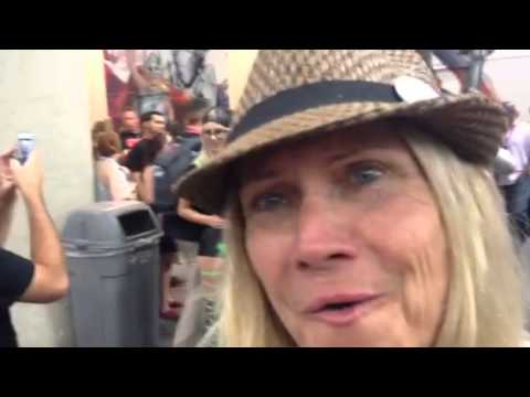 Cindy Pickett Ferris Bueller's Mom Katie At San Diego Comic Con