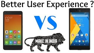 Redmi 2 Prime VS Yuphoria (Made In India) - Which Device Offers Better User Experience ?