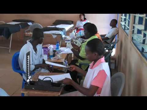 Rotary Ghana Project Health Fair Ateiku, Ghana - Overview