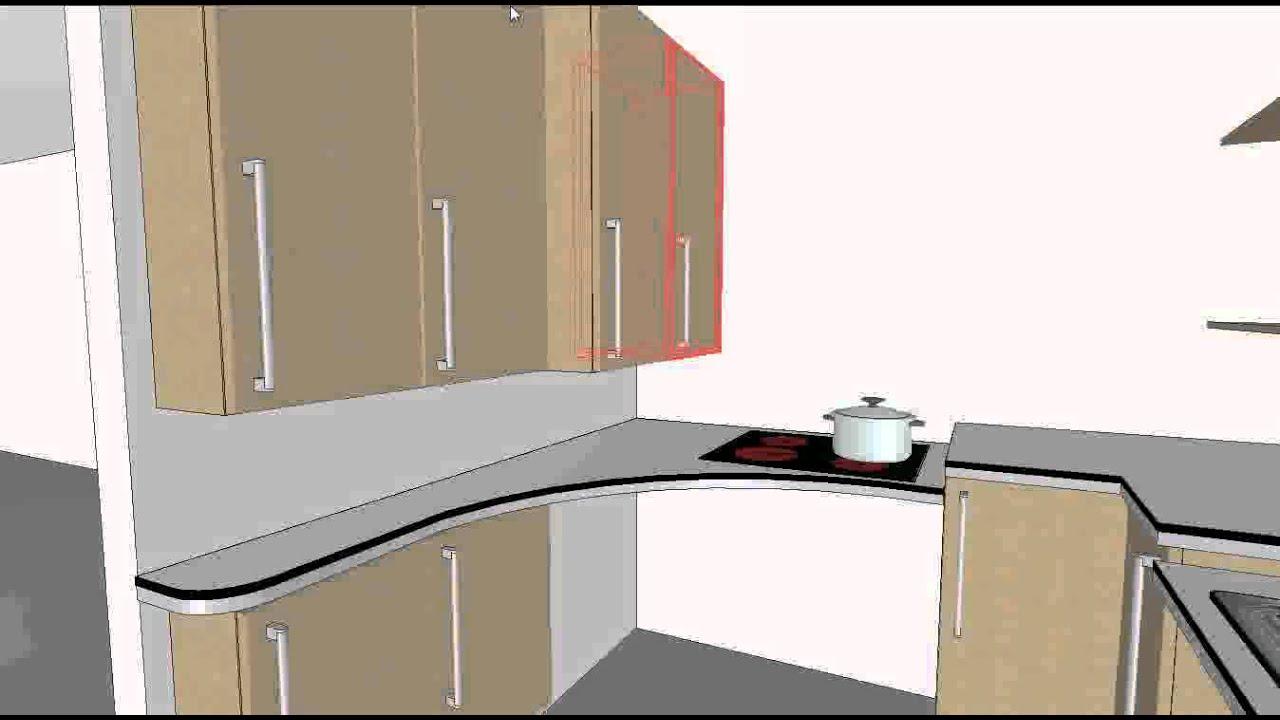Cuisine Handicap Cuisine Adaptee Pmr Ergonomique Rhone Alpes Youtube