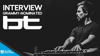 Live QA with Grammy-Nominated Producer BT
