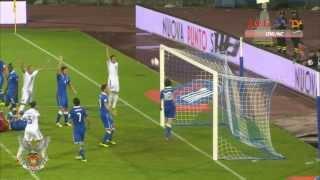 ЧМ 2014 Италия-Армения 2:2 | Обзор матча