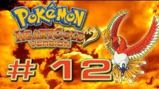 """Pokémon HeartGold - # 12 ( Parque Nacional - Ruta 36 / 37  """" Varios Objetos y Eevee """" )"""