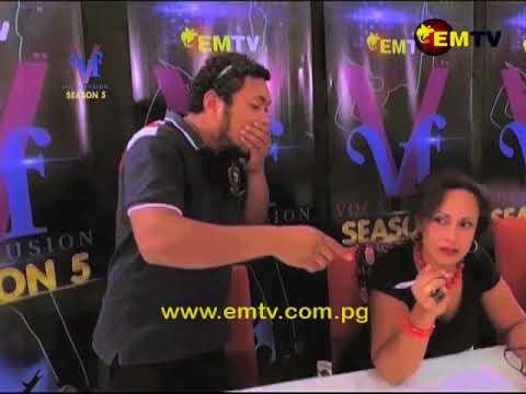 EMTV Vocal Fusion Season 5 | Kimbe Auditions