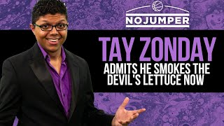 Tay Zonday Admits He Smokes The Devil's Lettuce Now