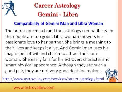 Gemini Male And Libra Female Compatibility