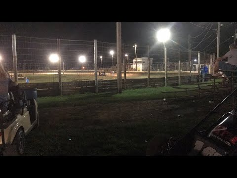 Outlaw Wing Feature @ U.S. 24 Speedway 9/1/18