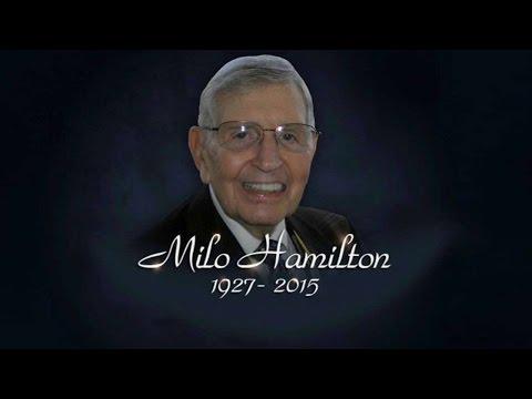TOR@ATL: Braves broadcast remembers Hamilton