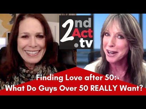 Finding Love After 50: What Do Single Guys After 50 REALLY Think About Dating Women Over 50?
